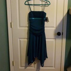 Dress- Teal